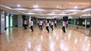 getlinkyoutube.com-Rivers Of Babylon Line dance
