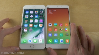 getlinkyoutube.com-iPhone 7 Plus vs. Xiaomi Mi Note - Which Is Faster?!