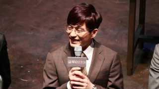getlinkyoutube.com-[2014.03.06] 글루미데이 프레스콜(미디어콜) 정문성배우개인질문