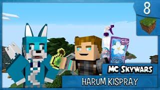 "Hypixel Skywars: ""Harum Kispray"" | Minecraft Indonesia |"