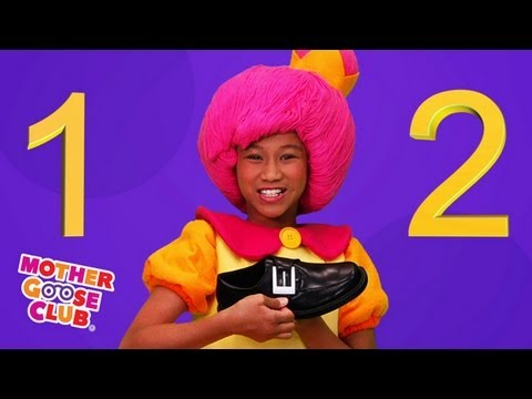 One Two Buckle My Shoe HD - Mother Goose Club Nursery Rhymes