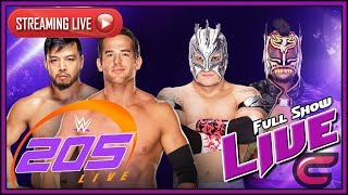 WWE 205 Live Full Show February 6th 2018 Live Reactions