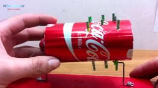getlinkyoutube.com-اصنع بنفسك مدفأة باستخدام علبة الكولا...How to make a heating element using a cola can