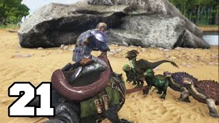 getlinkyoutube.com-MIS BEBES | ARK Survival Evolved #21 Con Mods