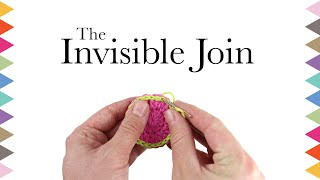 getlinkyoutube.com-How To Crochet The Invisible Join Tutorial