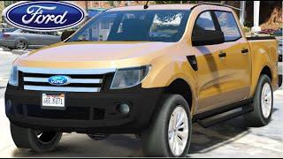 getlinkyoutube.com-GTA V - Ford Ranger