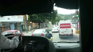 getlinkyoutube.com-ADO saliendo de la terminal Oaxaca