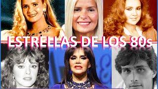 getlinkyoutube.com-COMO HAN CAMBIADO Los Famosos de las Telenovelas... de los 80`s...