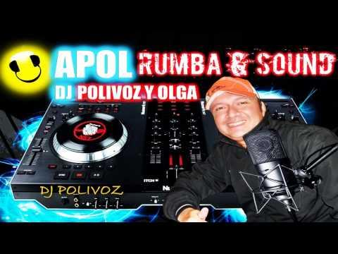 rumba loca.los galacticos.DJ POLIVOZ.