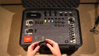 getlinkyoutube.com-GoPro Pelican Case Setup & Review (IM2600/Kaizen Foam)