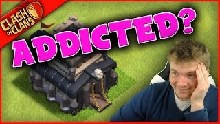 How Clash of Clans GOT ME ADDICTED TO THIS ATTACK...