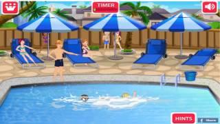 getlinkyoutube.com-Hướng dẫn chơi game Chọc phá mọi người - Naughty Vacation trên Game Vui