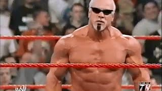 getlinkyoutube.com-Scott Steiner vs. Triple H - FEUD HIGHLIGHTS