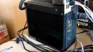 Бесшумный компьютер (полностью пассивное охлаждение)
