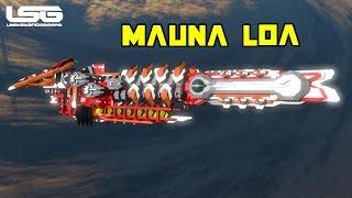getlinkyoutube.com-Space Engineers - SLS Mauna Loa