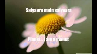 "getlinkyoutube.com-""Saiyaara"" Lyrics & English Translation - ""Ek Tha Tiger"" (2012)"
