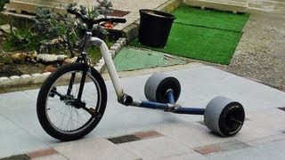getlinkyoutube.com-Puntal Trike Drift Build Tutorial - Parte 2
