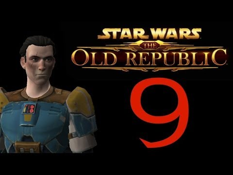Star Wars the Old Republic part 9 | let's play a bounty hunter (swtor)