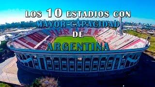 getlinkyoutube.com-Los 10 ESTADIOS de FUTBOL MAS GRANDES DE ARGENTINA - Estadios con Mayor Capacidad de Argentina