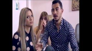 getlinkyoutube.com-Chady Richa in a funny & Emotional scene from Albi Da2 TV series