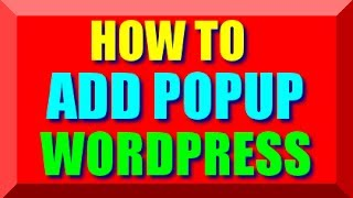 getlinkyoutube.com-How To Add Popup In Wordpress- Best WP Plugin For Adding Time Delay Unblockable Exit Popup Ad Window