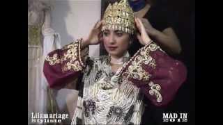 getlinkyoutube.com-negafa lilamariage habillement de la cheda tlemcenia