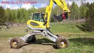 getlinkyoutube.com-Menzi Muck   Demo Skien   HD720p 25