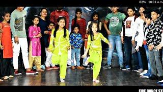 EXPERT JATT - (Bhangra Dance) - Choreography Imran Khan