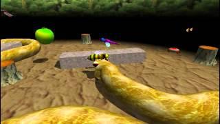 getlinkyoutube.com-Zagrajmy w: Axysnake - THICKET część 3 - klasyczna gra komputerowa