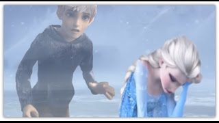 getlinkyoutube.com-Elsa + Jack Frost (feat Merida) • SHATTERED