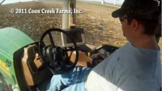 getlinkyoutube.com-Fall tillage with a 512 disk ripper (chisel plow)