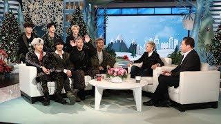 Ellen Makes 'Friends' with BTS!