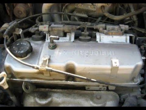 Замена прокладки клапанной крышки митсубиси лансер 9
