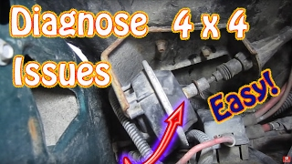 getlinkyoutube.com-How to Diagnose and Repair Chevy Blazer and GMC Jimmy 4WD \ 4x4 Issues