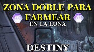 getlinkyoutube.com-Destiny ZONA DOBLE PARA FARMEAR ENGRAMAS EN LA LUNA