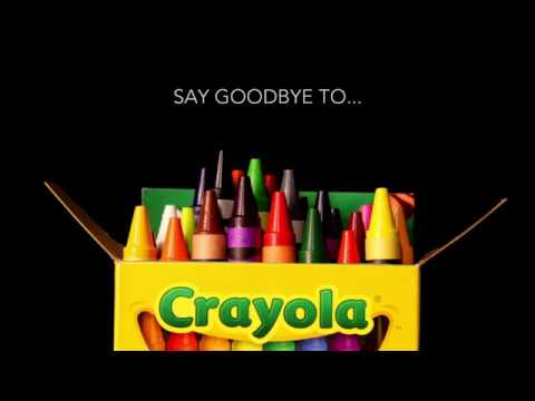 Crayola's retired color revealed! (A day early)