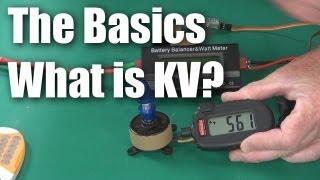 getlinkyoutube.com-RC BASICS: What is KV?