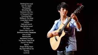 Relaxing Music From Sungha Jung(The Best Of)