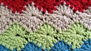 getlinkyoutube.com-Catherine Wheel Crochet Stitch Part 1 of 2 PA656