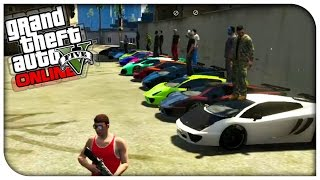 getlinkyoutube.com-GTA 5 Online - CAR SHOWCASE #2 (Vacca) [GTA V]