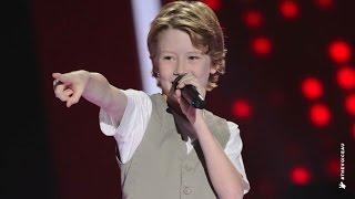 getlinkyoutube.com-Ky Sings I Want You Back | The Voice Kids Australia 2014