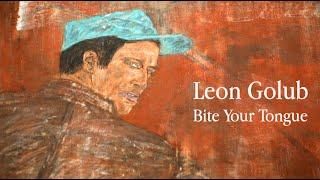 getlinkyoutube.com-Leon Golub. Bite Your Tongue en el Museo Tamayo