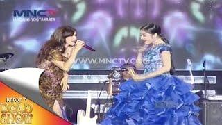 "getlinkyoutube.com-Mulan Jameela Feat. Uut Permatasari "" Kopi Dangdut "" - MNCTV Road Show (29/11)"
