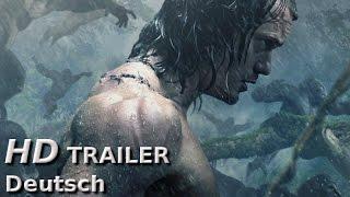 getlinkyoutube.com-LEGEND OF TARZAN - Offizieller [HD] Trailer #1 [Deutsch] Christoph Waltz
