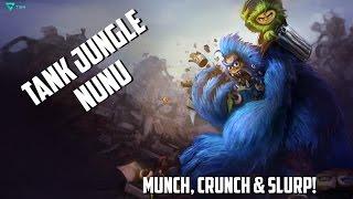 getlinkyoutube.com-League of Legends - Tank Jungle Nunu - 6.21 Full Game Commentary