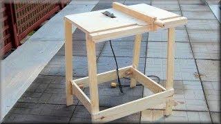 getlinkyoutube.com-Utility Table Saw Cut Demo