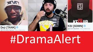 getlinkyoutube.com-KSI vs ComedyShortsGamer #DramaAlert - Playground Insult Match!