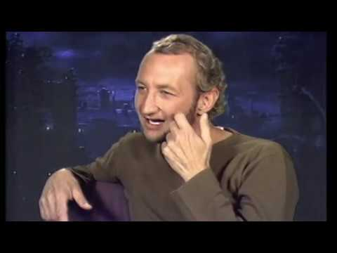 Robert Englund talking Freddy Krueger with Inside Entertainment