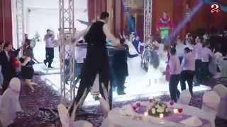 getlinkyoutube.com-حفل زفاف أسطورى لخالد أبو حطب على شاهيناز