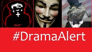 getlinkyoutube.com-Anonymous vs Lizard Squad Its Official #DramaAlert PSN still down - OpTic Swanny!